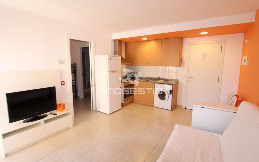 Lovely one bed apartment in Riells