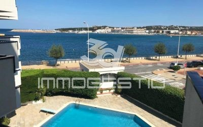 Apartment with lovely sea views in L'Escala