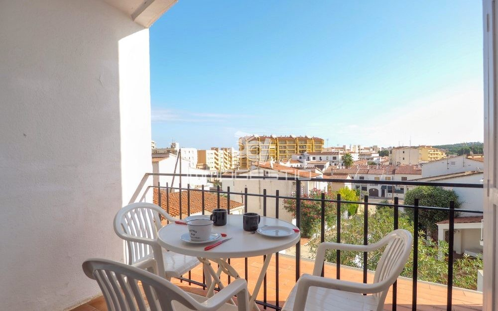 Terraced apartment at 350m from the beach
