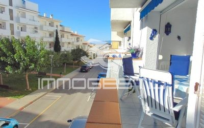 Apartment with lovely terrace near the port area